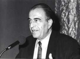 Ramón Barce. Conferencia sobre Lo que la música dice y lo que no dice - Sociología de la música , 1991