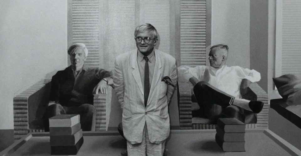 David Hockney. Exposición David Hockney