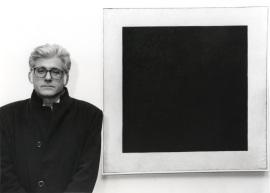 Ángel González García. Conferencia sobre El enigma del cuadrado negro. Conferencia inaugural de la Exposición Malevich , 1993