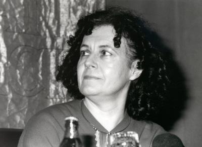 María Grazia Profeti. Conferencia sobre Fuente Ovejuna en la historia del teatro dentro del ciclo En torno a 'Fuente Ovejuna'