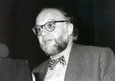 Delfín Colome. Conferencia sobre El modernismo étnico de El sombrero de tres picos dentro del ciclo En torno a la Exposición Picasso: El sombrero de tres picos