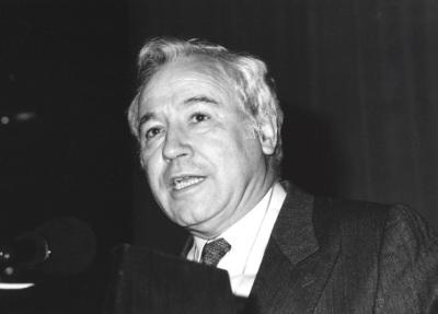 Alfonso Emilio Pérez Sánchez. Conferencia sobre Goya en blanco y negro. Conferencia inaugural de la Exposición Goya, grabador