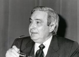 Antonio Bonet Correa. Conferencia sobre Goya y la arquitectura dentro del ciclo Goya, grabador , 1994