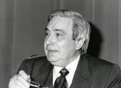 Antonio Bonet Correa. Conferencia sobre Goya y la arquitectura dentro del ciclo Goya, grabador