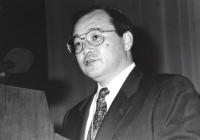 Tatsuo Takakura. Conferencia inaugural de la Exposición Tesoros del arte japonés: período Edo