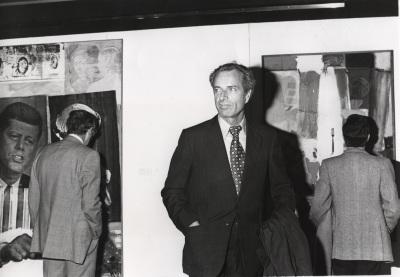 Ernest Beyeler. Exposición Arte USA