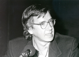Rafael Argullol Murgadas. Conferencia sobre Pensamiento y sensación dentro del ciclo Escritura transversal: literatura y pensamiento , 1995