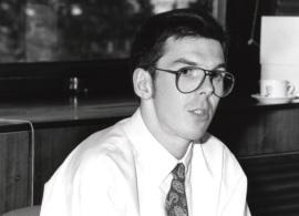Andrew Richards.  Seminario, 1995