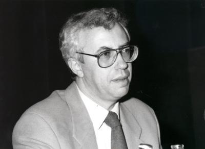 José Manuel Sánchez Ron en el ciclo El valor de la ciencia contemporánea