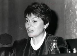 Enma Martinell en Encuentros con Carmen Martín Gaite, 1995