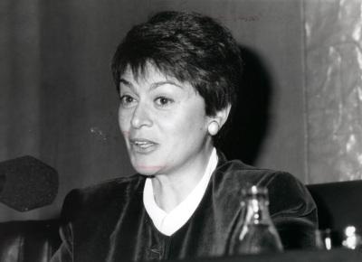 Enma Martinell en Encuentros con Carmen Martín Gaite
