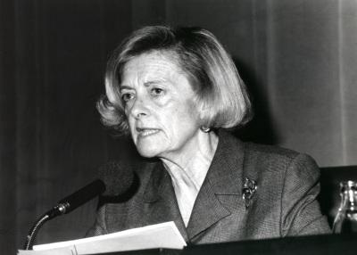 Josefina Aldecoa en Encuentros con Carmen Martín Gaite