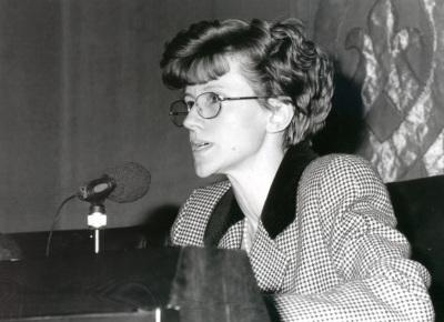 Maria Vittoria Calvi en Encuentros con Carmen Martín Gaite