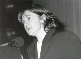 Estrella de Diego. Conferencia sobre Nostalgia de unos cuerpos. Conferencia inaugural de la Exposición Tom Wesselmann , 1996