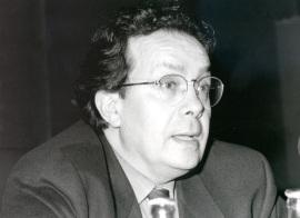Francisco Jarauta. Conferencia sobre Paisajes danubianos - 1911: disolución y metamorfosis (Paisajes y figuras del inicio del siglo) , 1996