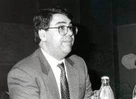 José Sierra. Conferencia sobre Falla y la música culta dentro del ciclo Manuel de Falla y su entorno , 1996