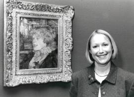 Danièle Devynck. Exposición Toulouse-Lautrec (de Albi y de otras colecciones) dentro del ciclo Seis lecciones sobre Toulouse-Lautrec, 1996