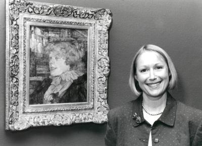 Danièle Devynck. Exposición Toulouse-Lautrec (de Albi y de otras colecciones) dentro del ciclo Seis lecciones sobre Toulouse-Lautrec