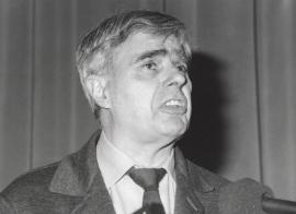 Antonio Fernández Alba. Conferencia sobre El Prado posible dentro del ciclo Lecciones sobre el Museo del Prado , 1997
