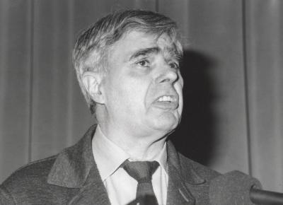 Antonio Fernández Alba. Conferencia sobre El Prado posible dentro del ciclo Lecciones sobre el Museo del Prado