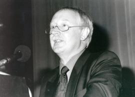 Manfred Reuther. Conferencia sobre La pintura y la influencia de Emil Nolde. Conferencia inaugural de la exposición Nolde: naturaleza y religión - Nolde: naturaleza y religión , 1997