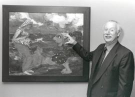 Manfred Reuther. Exposición Nolde: naturaleza y religión - Nolde: naturaleza y religión, 1997