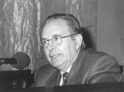 Pedro Cerezo Galán. Conferencia sobre Mesa redonda - I SEMINARIO PÚBLICO Nuevo romanticismo: la actualidad del mito