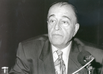 Ramón Barce. Conferencia sobre Cuba musical en los últimos años de la colonia dentro del ciclo La música del 98