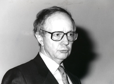 Werner Spies. Conferencia sobre Richard Lindner: entre dos continentes. Conferencia inaugural de la Exposición Richard Lindner