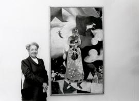 Sylvie Forestier. Exposición Marc Chagall: tradiciones judías, 1999
