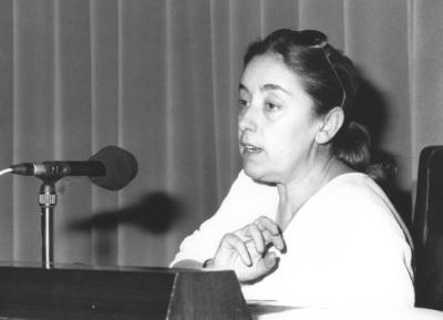 Manuela Mena. Conferencia sobre Los últimos años. El triunfo artístico y social dentro del ciclo Velázquez en su centenario