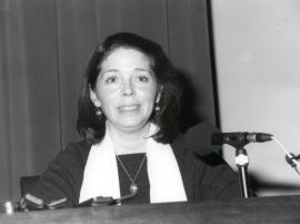 Zahira Veliz. Conferencia sobre La técnica de Velázquez dentro del ciclo Velázquez en su centenario , 1999