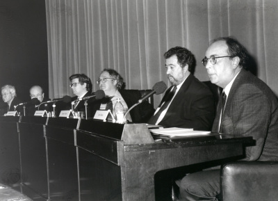 Javier Muguerza. Conferencia sobre Estado de Derecho y derechos humanos - V SEMINARIO PÚBLICO Ética pública y Estado de Derecho