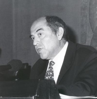 José Antonio Marina en la mesa Redonda sobre la Ópera Don Quijote