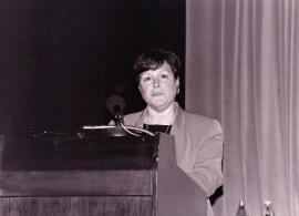Lisa Messinger. Conferencia sobre Expresionismo abstracto: obra sobre papel. Conferencia inaugural de la Exposición Expresionismo abstracto: obra sobre papel (Colección del Metropolitam Museum of Art, Nueva York) , 2000