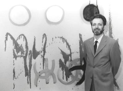 Sanford Hirsch. Exposición Adolph Gottlieb
