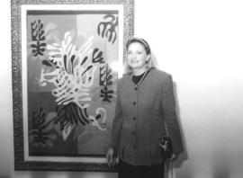 Marie Thérèse Pulvenis de Séligny. Conferencia sobre Matisse: el espíritu de una obra. Conferencia inaugural de la Exposición Matisse: Espíritu y sentido (Obra sobre papel) dentro del ciclo Cinco lecciones sobre Matisse , 2001