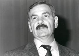 José Mª Bermúdez de Castro. Conferencia sobre Los homínidos y el proceso de humanización dentro del ciclo Origen y evolución del hombre , 2002