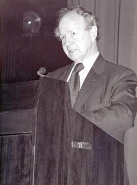 Werner Spies. Conferencia inaugural de la Exposición Espíritu de la Modernidad: de Goya a Giacometti. Obras sobre papel de la Colección Kornfeld , 2003