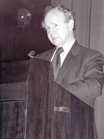 Werner Spies. Conferencia inaugural de la Exposición Espíritu de la Modernidad: de Goya a Giacometti. Obras sobre papel de la Colección Kornfeld