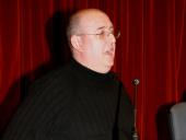 Fernando Castro conferencia inaugural de la exposición Lucio Múñoz íntimo, 2003