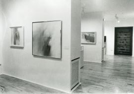 Vista parcial de la exposición Fernando Zóbel: Rio Júcar, 1994