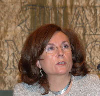 Aurora Egido. Conferencia sobre La invención del Barroco literario dentro del ciclo Claves de la Literatura española en el Barroco