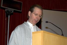 Jack Cowart. Conferencia Entartete Musik: ¿Música degenerada? dentro del ciclo Arte Degenerado: El programa de represión de la cultura durante el tercer Reich , 2006