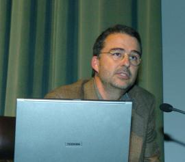 Badenas Gago. Conferencia sobre Schubert, o el romántico que no pudo ser dentro del ciclo Romanticismo, 2009