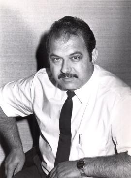 Rafael Pesquera. Secretaría, 1989