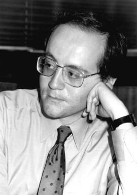 Leopoldo Calvo Sotelo Ibáñez-Martín. Secretario General 1991-1996, 1987