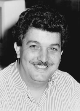 Luis Díaz. Secretaría, 1988