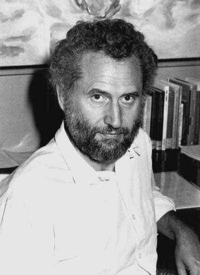 Víctor Pérez Diaz. Profesor de curso. Director desde 1987-1990