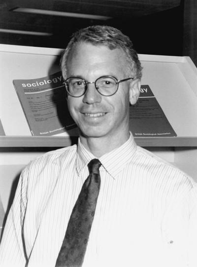 David Robinson. Profesor de seminario